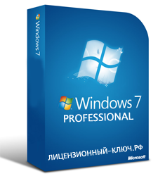 PROFESSIONAL windows 7